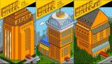 World Review: Habbo Hotel welcome screen