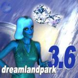 World Review: Dreamland Park welcome screen