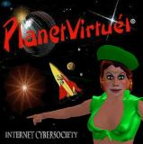 World Review: Planet Virtu welcome screen