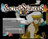 World Review: Sacred Seasons welcome screen