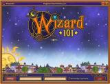 World Review: Wizard101 welcome screen