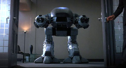ED-209 and the Fear over Programmed Robotics